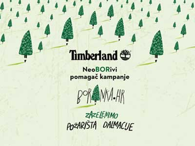 Timberland - Mall of Split