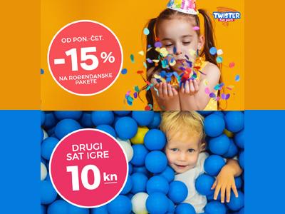 Twister - Mall of Split