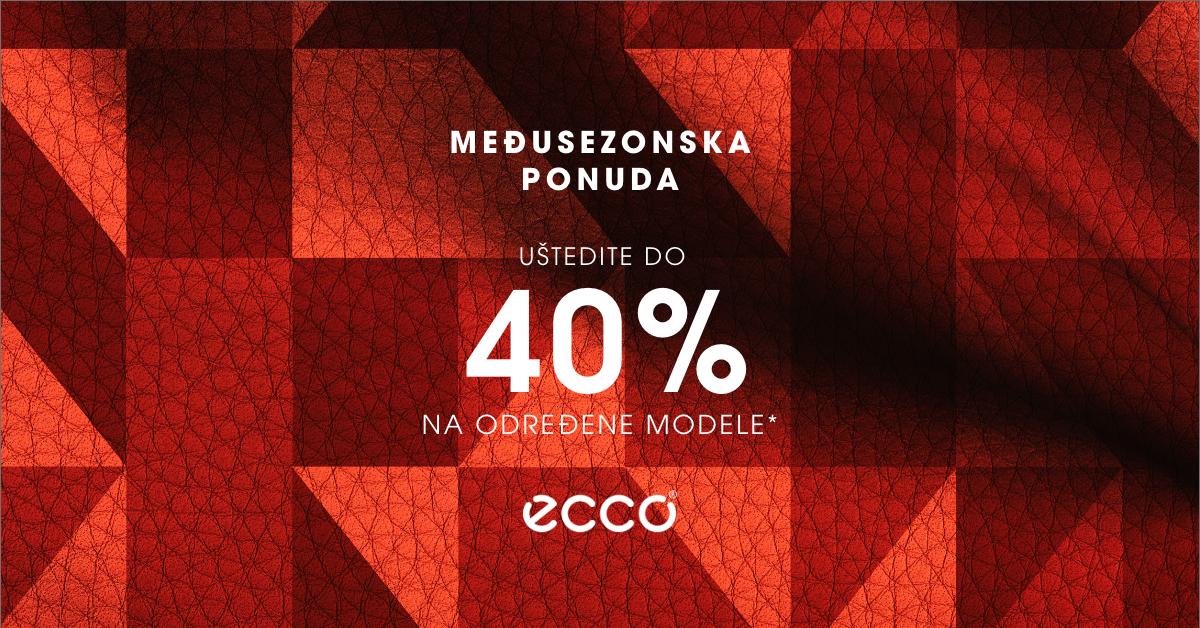 Ecco - Mid Season Sale - Mall of Split