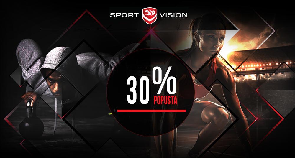 Sport Vision - 30% - Mall of Split