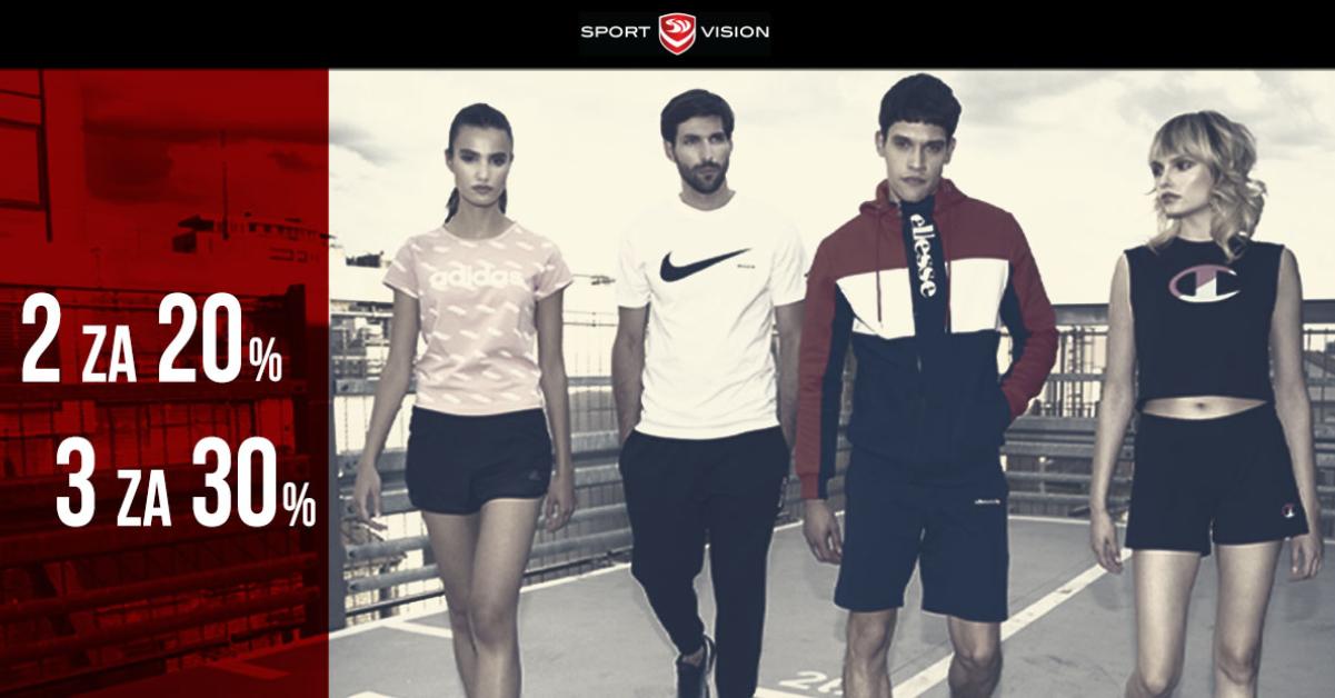 Sport Vision - vikend akcija