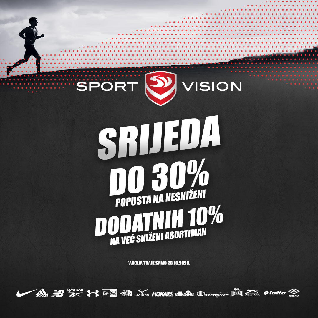 Sport Vision - Mall of Split