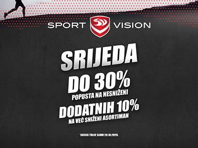 Sport Vision - Mall of Split