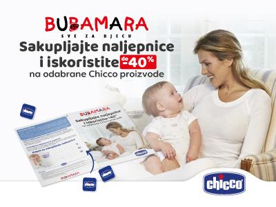 Bubamara - naljepnice do popusta - Mall of Split