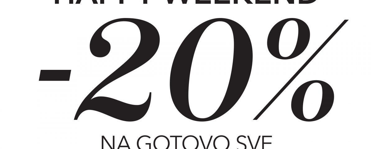 Happy Weekend - Douglas - Mall of Split