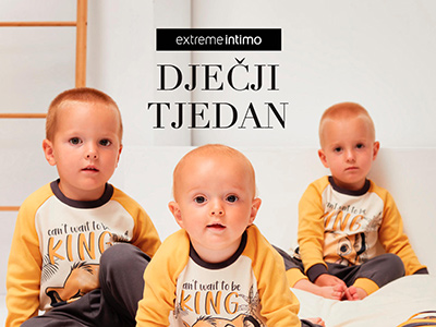 Extreme Intimo - Dječji tjedan