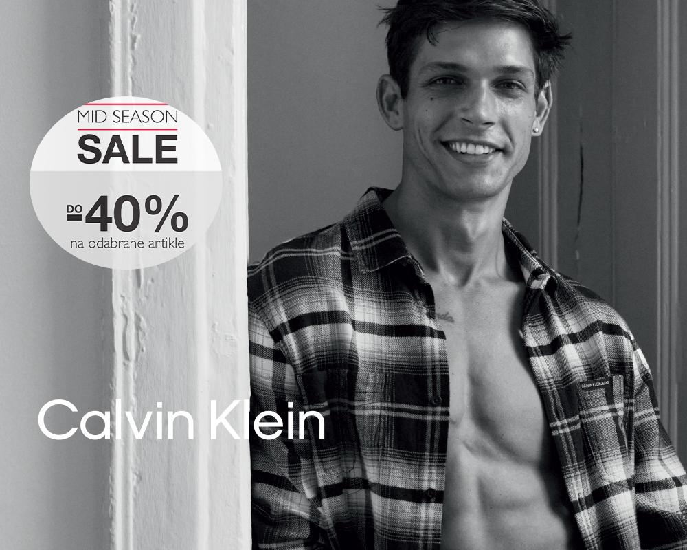 Calvin Klein - Mall of Split