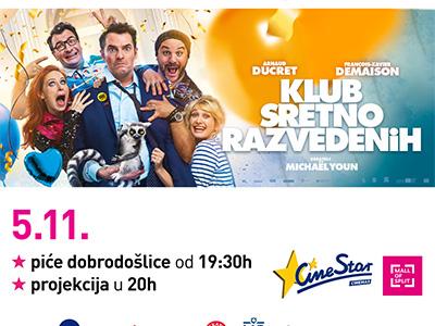 Cinestar - Mall of Split