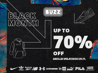 Black Month - Buzz - Mall of Split