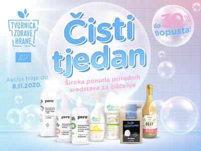Čisti tjedan - Mall of Split