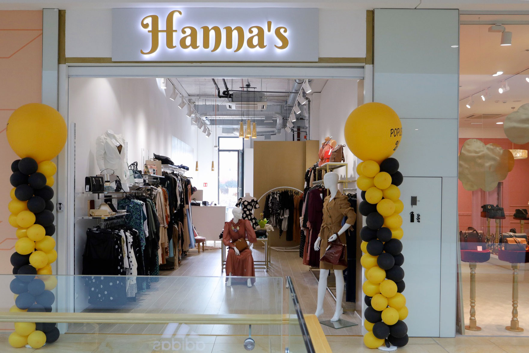 Hannas - Mall of Split