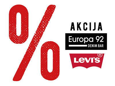Levis - Mall of Split